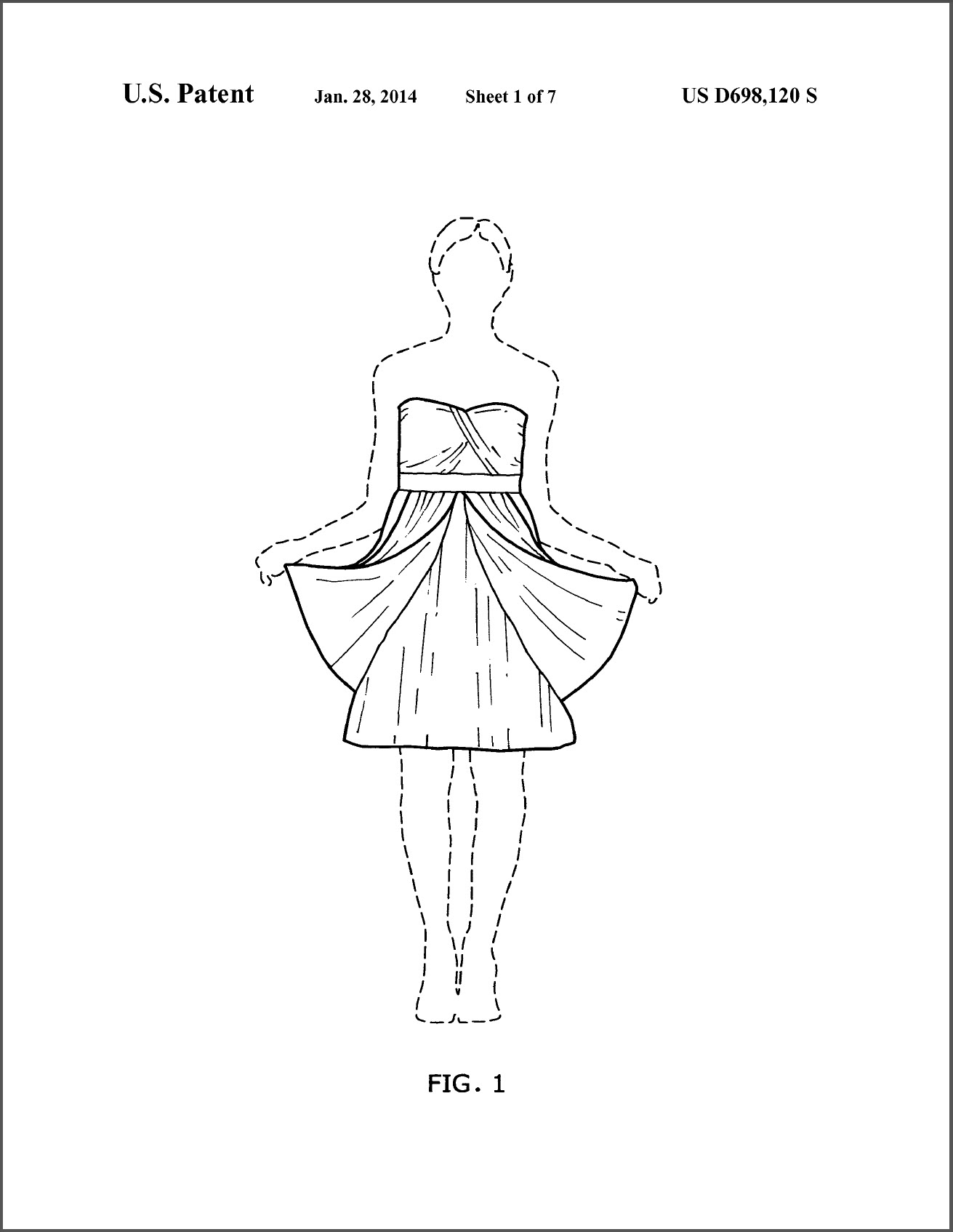 Patenting A Fashion Design Law On The Runway